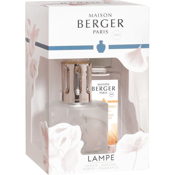 Aroma Energy Sparkling Zest - Lampe Gift Set by Maison Berger