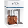 ICE CUBE Amber Crystal Lampe Gift Set By Maison Berger