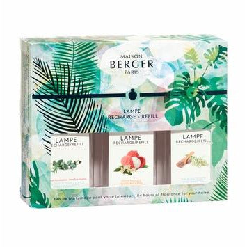 Immersion Triopack Trial Sizes - Lampe Maison Berger Fragrance - 540 Ml