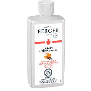 Pumpkin Delight - Lampe Maison Berger Fragrance - 500Ml