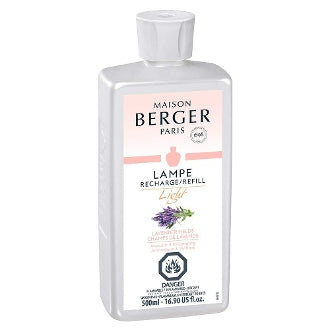 Lavender Fields Light - Lampe Maison Berger Fragrance - 500Ml