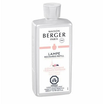 Elegant Parisienne - Lampe Maison Berger Fragrance - 500Ml