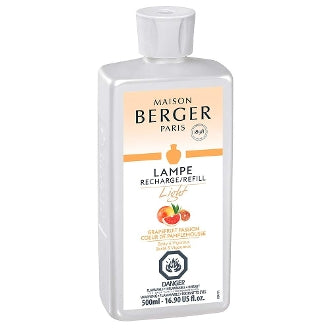 Grapefruit Passion Light - Lampe Maison Berger Fragrance - 500Ml