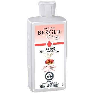 New Orleans Light - Lampe Maison Berger Fragrance - 500Ml