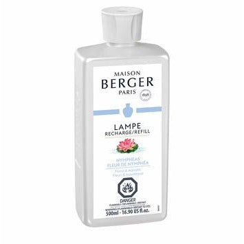 Nympheas - Lampe Maison Berger Fragrance - 500Ml