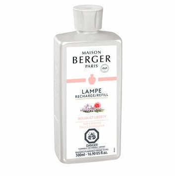 Bouquet Liberty - Lampe Maison Berger Fragrance - 500Ml