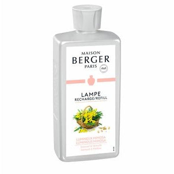 Luminous Mimosa - Lampe Maison Berger Fragrance - 500Ml