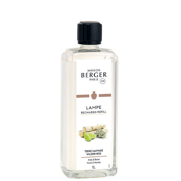 Wilderness - Lampe Maison Berger Fragrance - 1 Litre