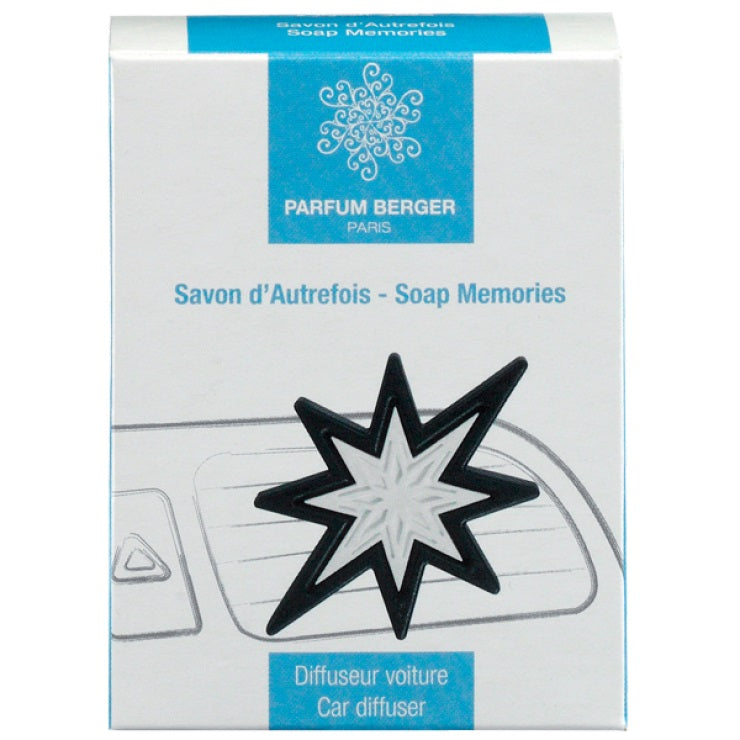 Soap Memories Retired Car Fragrance Clip - SALE