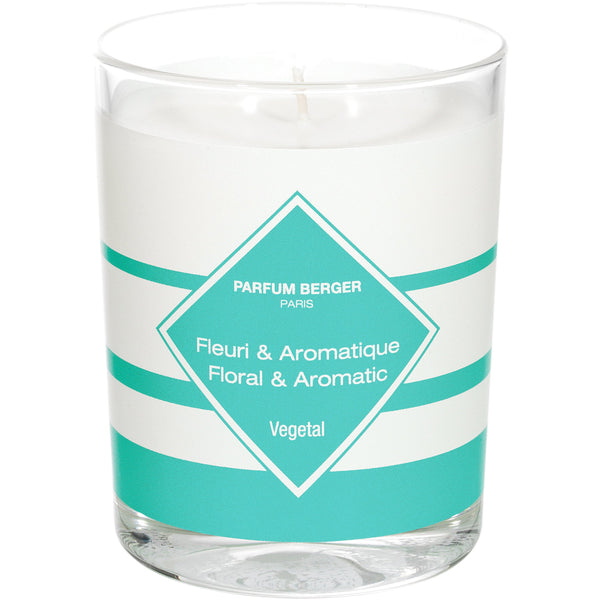 Anti-Bathroom Candle by Parfum Berger.  Choose Your Scent