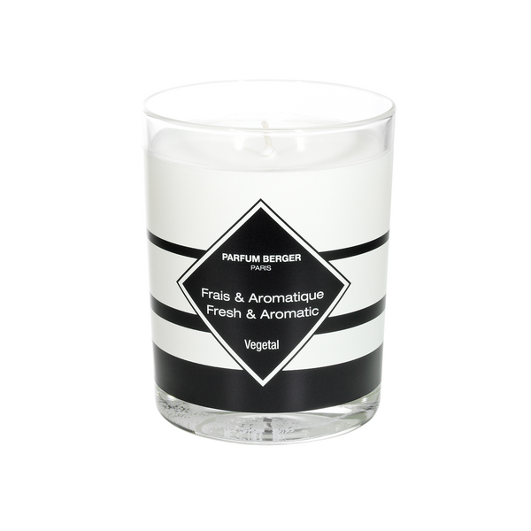 Anti-Tobacco Odor Candle by Parfum Berger.  Choose Your Scent