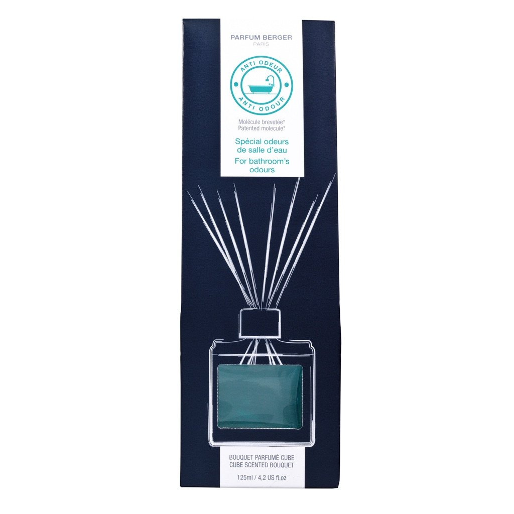 Anti-Bathroom Odor Cube Reed Diffusers.  Choose Your Scent