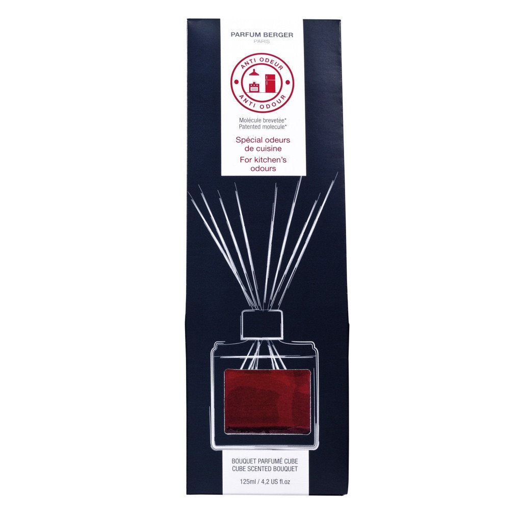 Anti-Kitchen Odor Cube Reed Diffusers.  Choose Your Scent