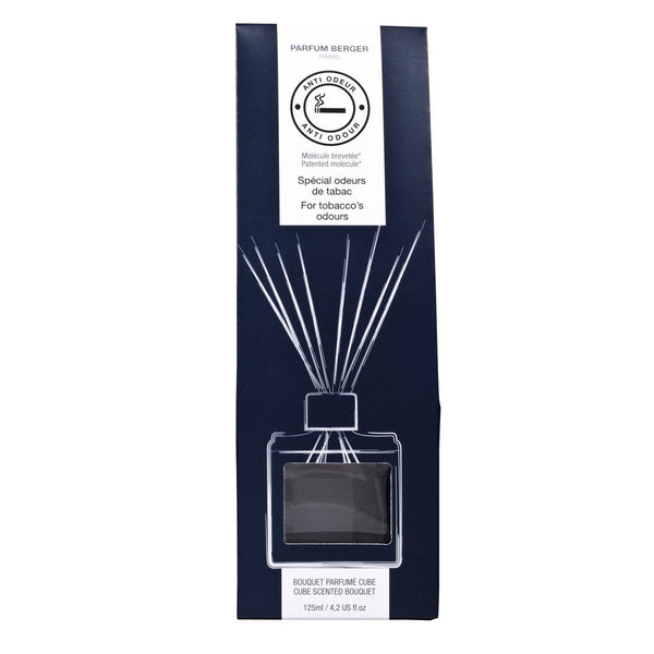 Anti-Tobacco Odor Cube Reed Diffusers.  Choose Your Scent