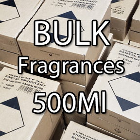 BULK - 500 Ml Fragrances.  Buy 11, Get 1 Free!  SALE