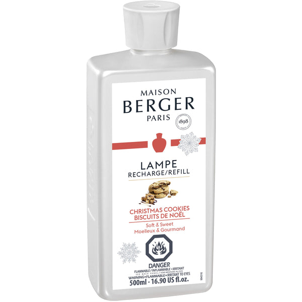 Christmas Cookies - Lampe Maison Berger Fragrance - 500Ml
