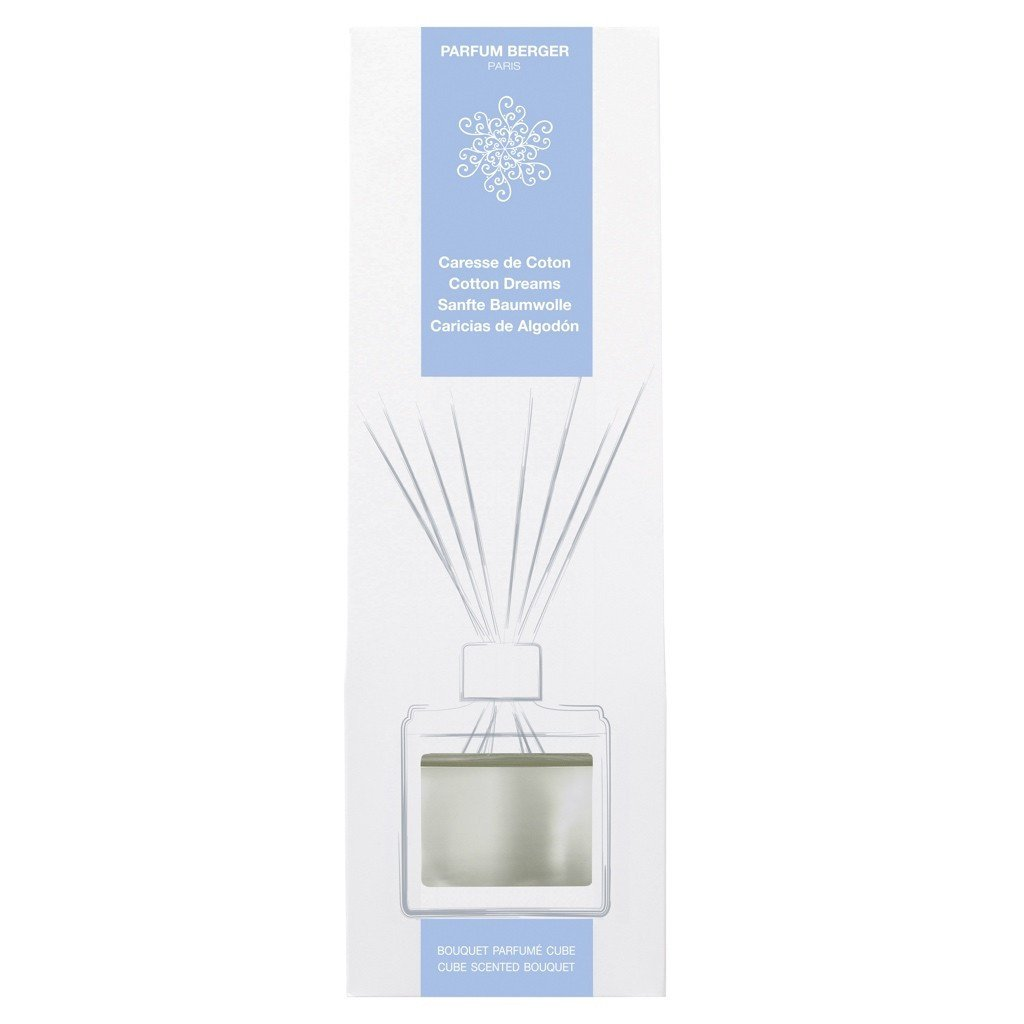 Cube Bouquet Diffuser by Parfum Berger - Cotton Dreams SALE
