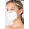KN95 Protective 5 Layer Mask - Pack of 10 - SALE