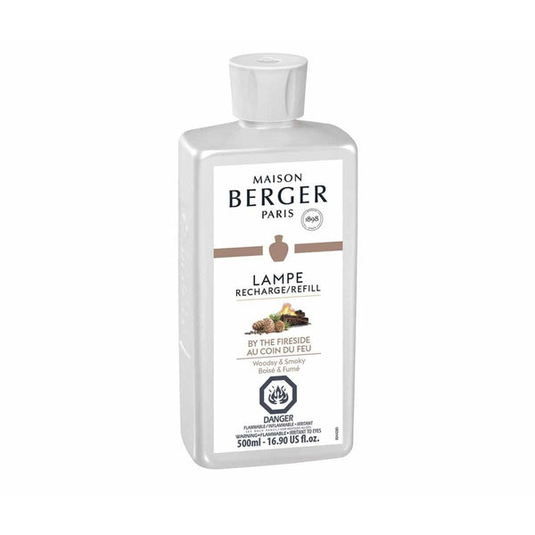 By The Fireside - Lampe Maison Berger Fragrance - 500 Ml - SALE