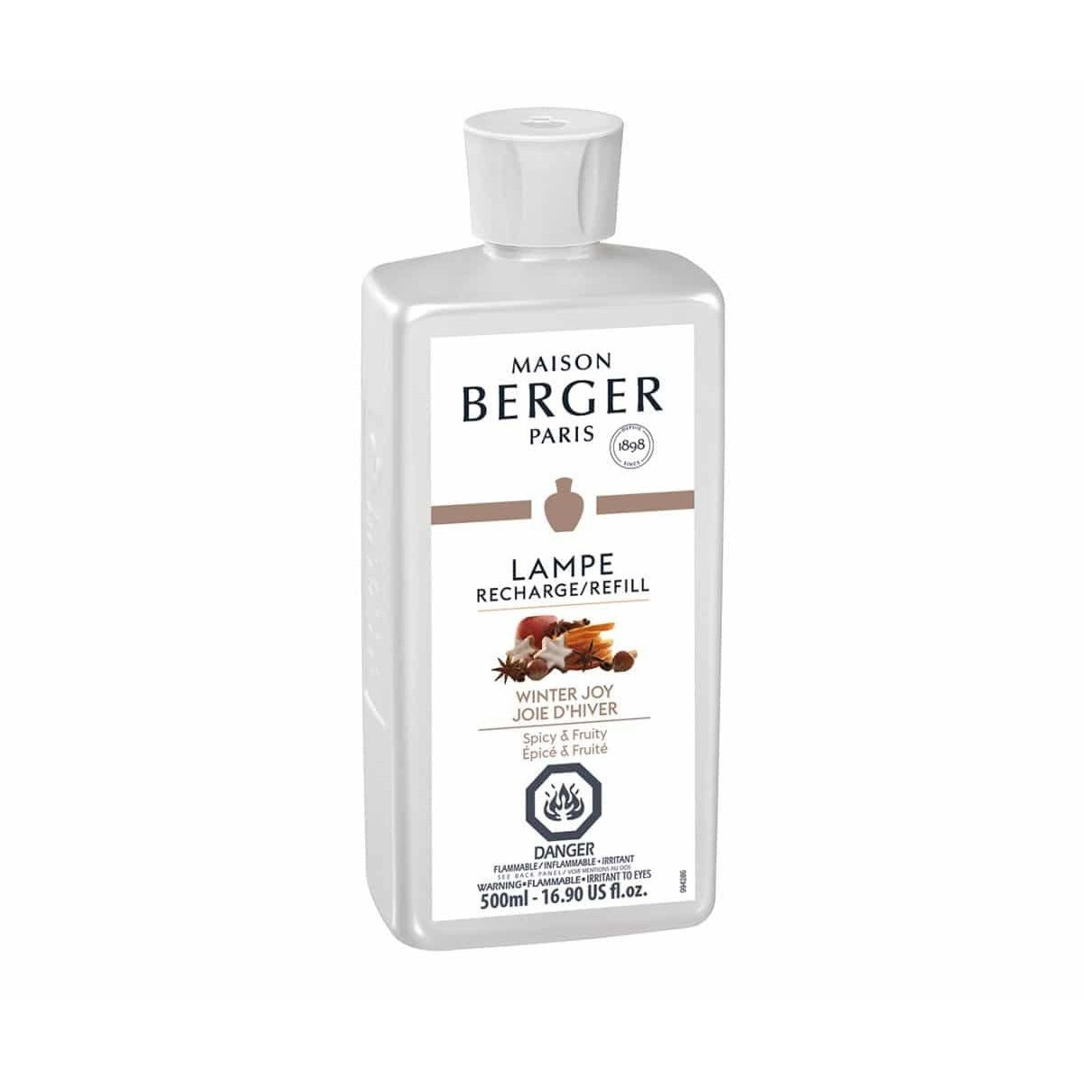 Winter Joy - Lampe Maison Berger Fragrance - 500Ml