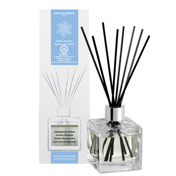 Cube Bouquets Diffusers by Parfum Berger - Choose Your Scent