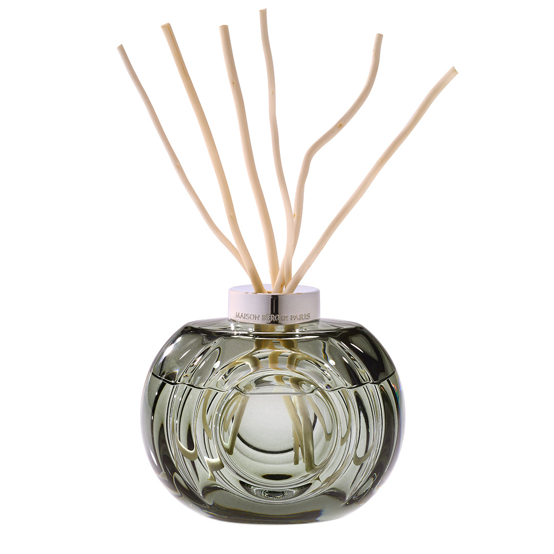 Immersion Grey Reed Diffuser with Lychee Paradise by Parfum Berger