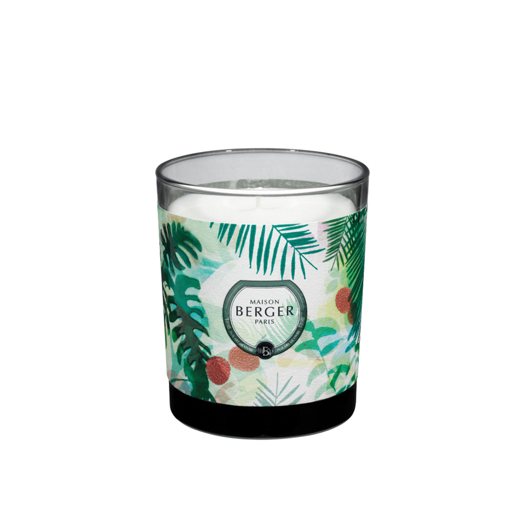 Lychee Paradise Candle by Parfum Berger