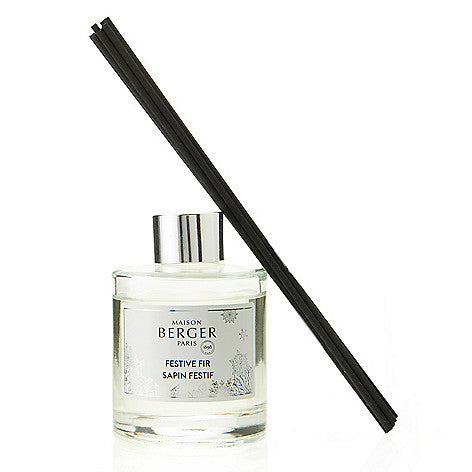 Festive Fir - Reed Diffuser by Parfum Berger - SALE