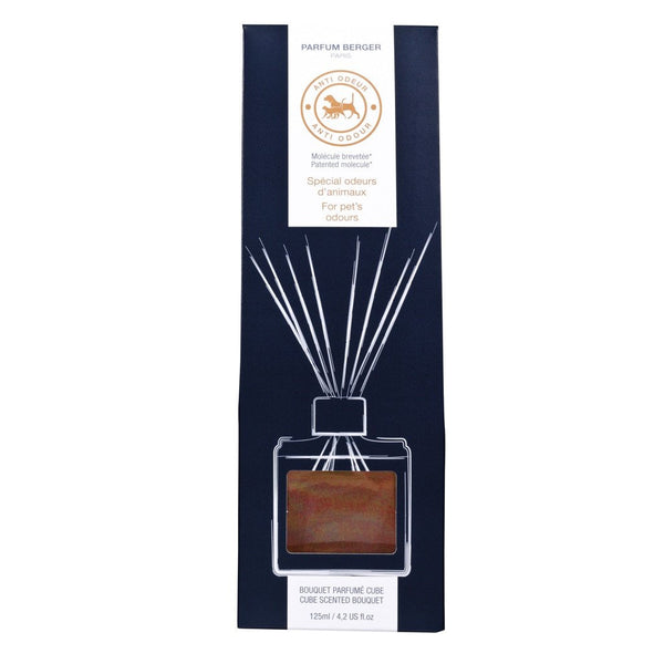 Anti-Pet Odor Cube Reed Diffusers.  Choose Your Scent