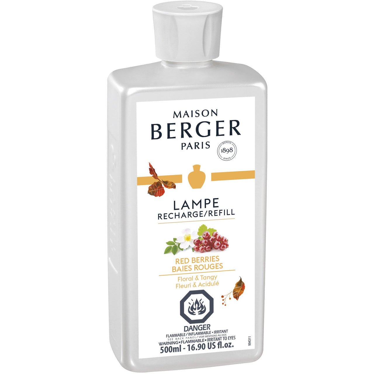 Red Berries - Lampe Maison Berger Fragrance - 500Ml