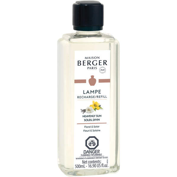 Heavenly Sun - Lampe Maison Berger Fragrance - 500Ml