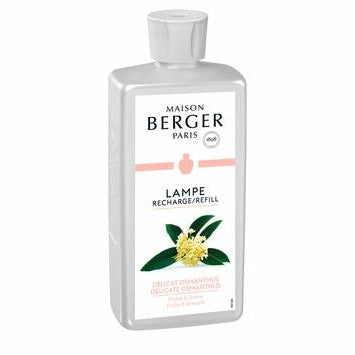 Delicate Osmanthus - Lampe Maison Berger Fragrance - 500Ml