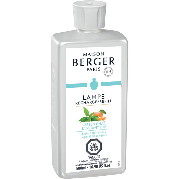Green Chai - Lampe Maison Berger Fragrance - 500Ml
