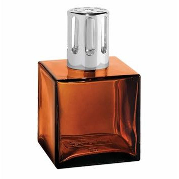 CUBE Amber Lampe Gift Set By Maison Berger