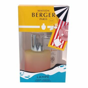 BLISSFUL Tropical Lampe Gift Set By Maison Berger