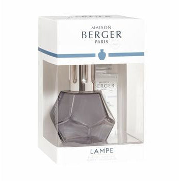 GEOMETRY Black Lampe Gift Set By Maison Berger