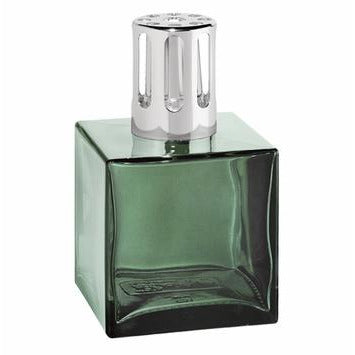 CUBE Green Lampe Gift Set By Maison Berger