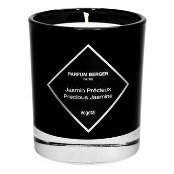 Precious Jasmine Graphic Candle by Maison Berger