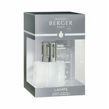 PURE Frosted Summer Night Lampe Gift Set By Maison Berger