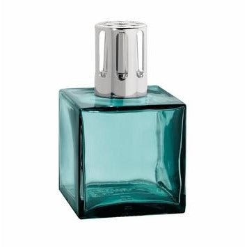 CUBE Turquoise Lampe Gift Set By Maison Berger