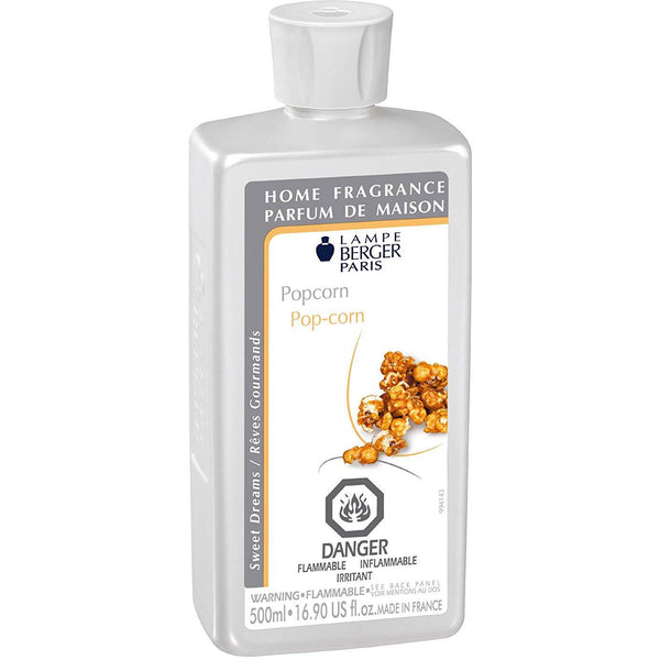 Caramel Popcorn - Lampe Maison Berger Fragrance - 500 Ml - SALE