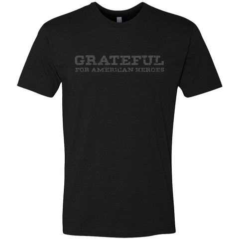 Grateful For American Heroes Veterans Day Shirt