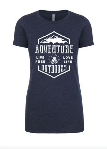 Adventure Outdoors- Women's Cut