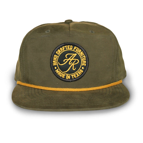 Andy Rawls - Hand Crafted Furniture Patch Hat