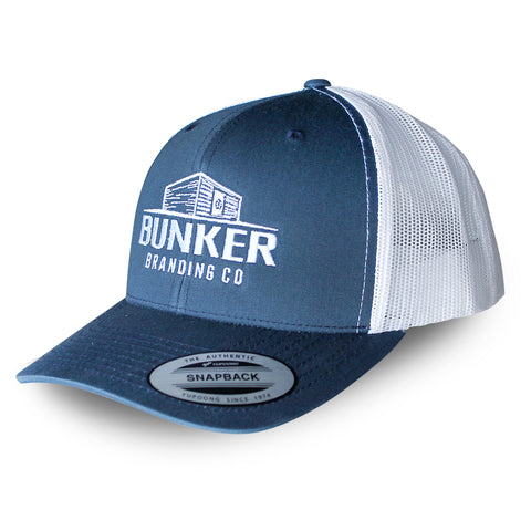 37b55333138 Bunker Branding Co. Bunker Branding Official Hat