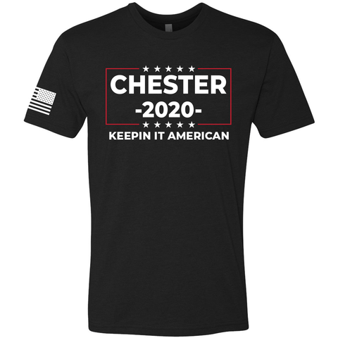 Cassady Campbell Chester 2020 KEEPIN IT AMERICAN