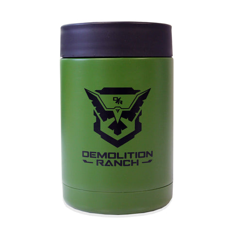 Green Demo Can Cooler