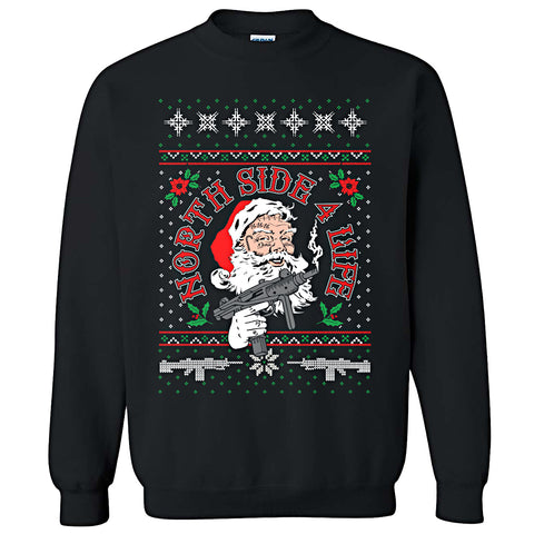 2019 Demolition Ranch Christmas Sweatshirt