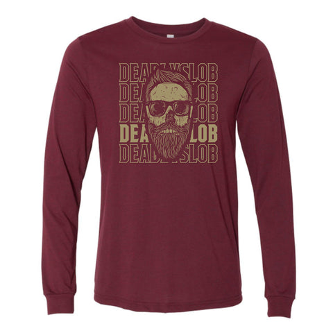 Deadly Slob On Repeat Long Sleeve