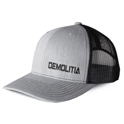 Demolitia Grey Richardson Hat